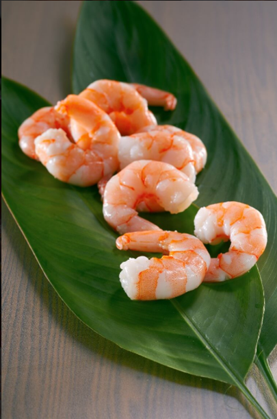 Cooked Prawn Meats