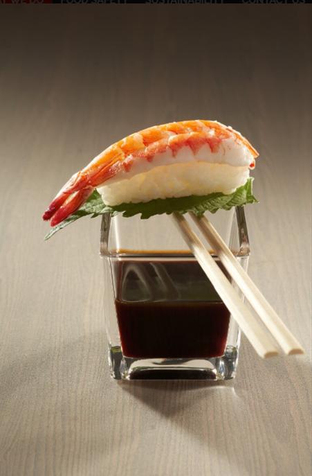 Sushi Ebi - Japanese Style